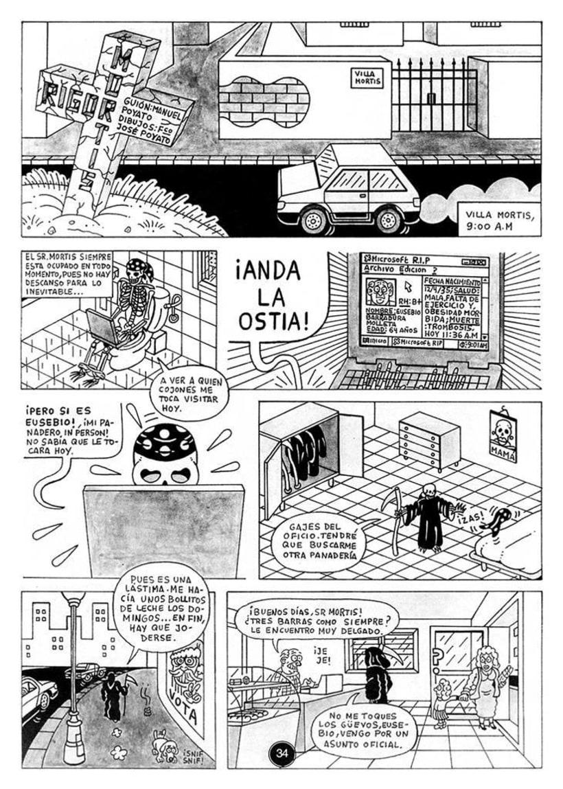 Rigor Mortis 1 (1999) 0