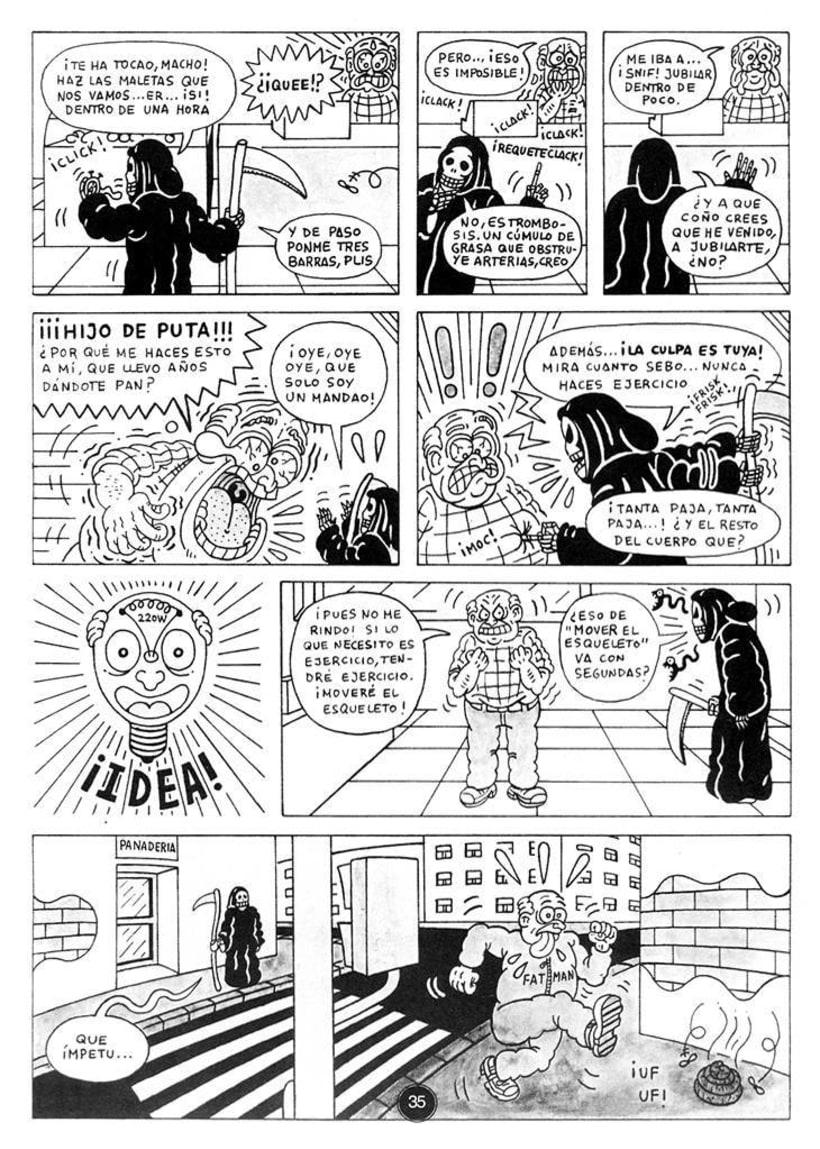 Rigor Mortis 1 (1999) 1