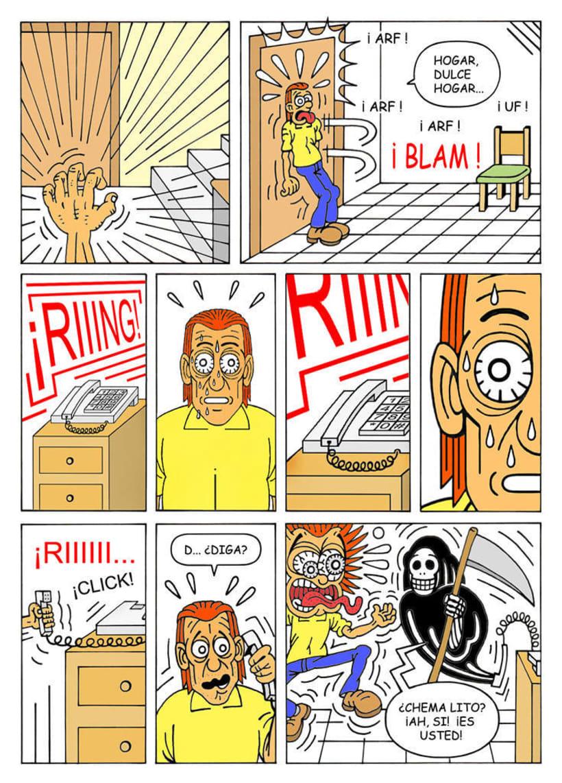 Rigor Mortis 3 (2004) 2