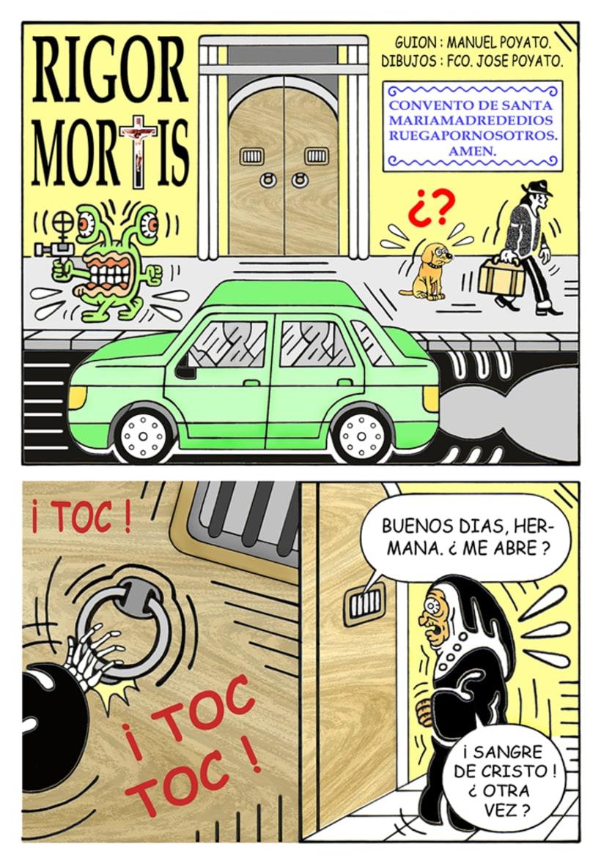 Rigor Mortis 4 (2007) 0