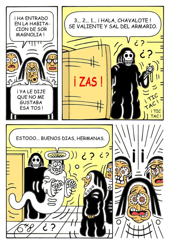 Rigor Mortis 4 (2007) 4