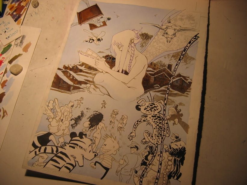 Cartel para La Massana 2006 6