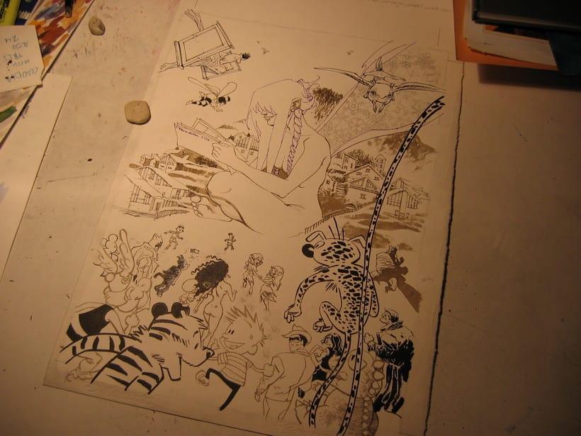 Cartel para La Massana 2006 7