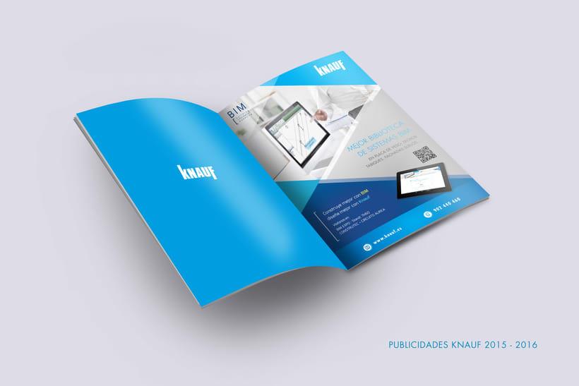 Publicidades para Knauf (2015-2016) 0