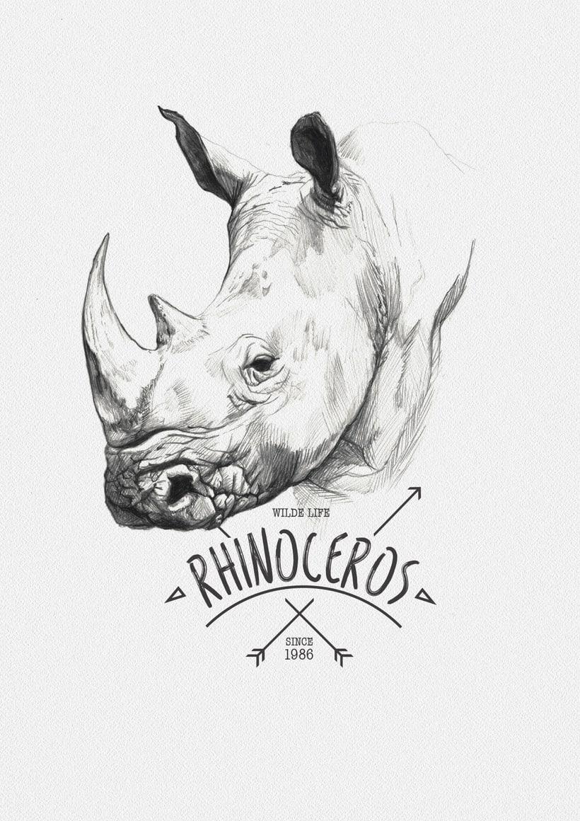 RHINOCEROS -1