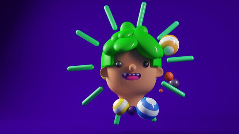 Green Kid. 19