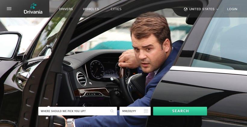 Copywriter - Nueva Web para Drivania Chauffeurs 0