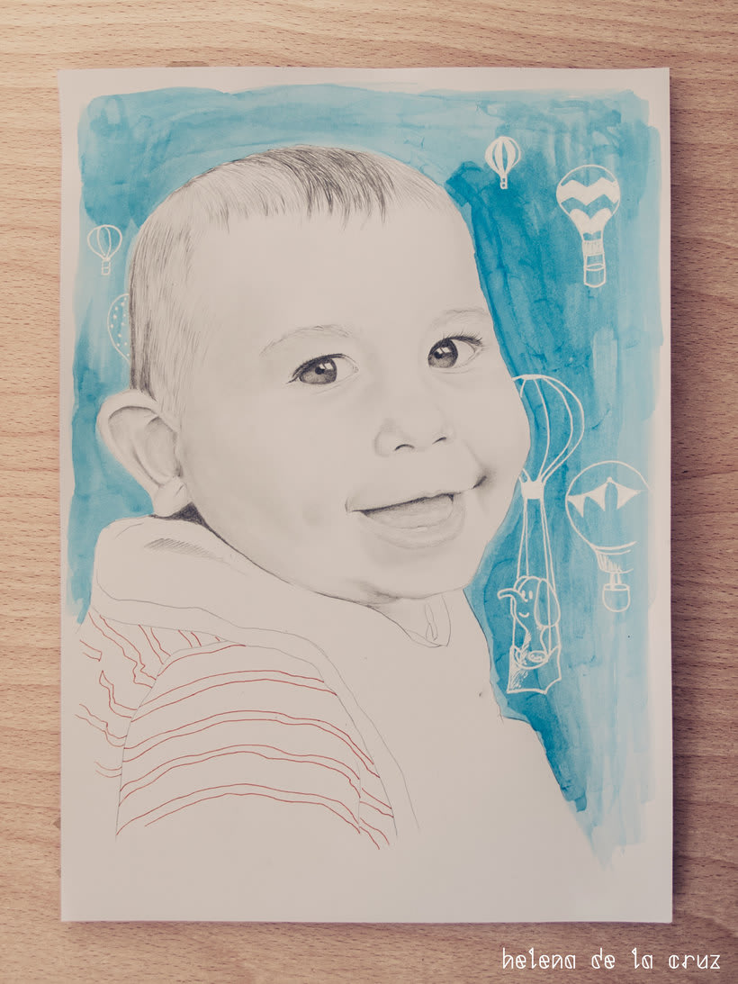Sergio's portrait -1
