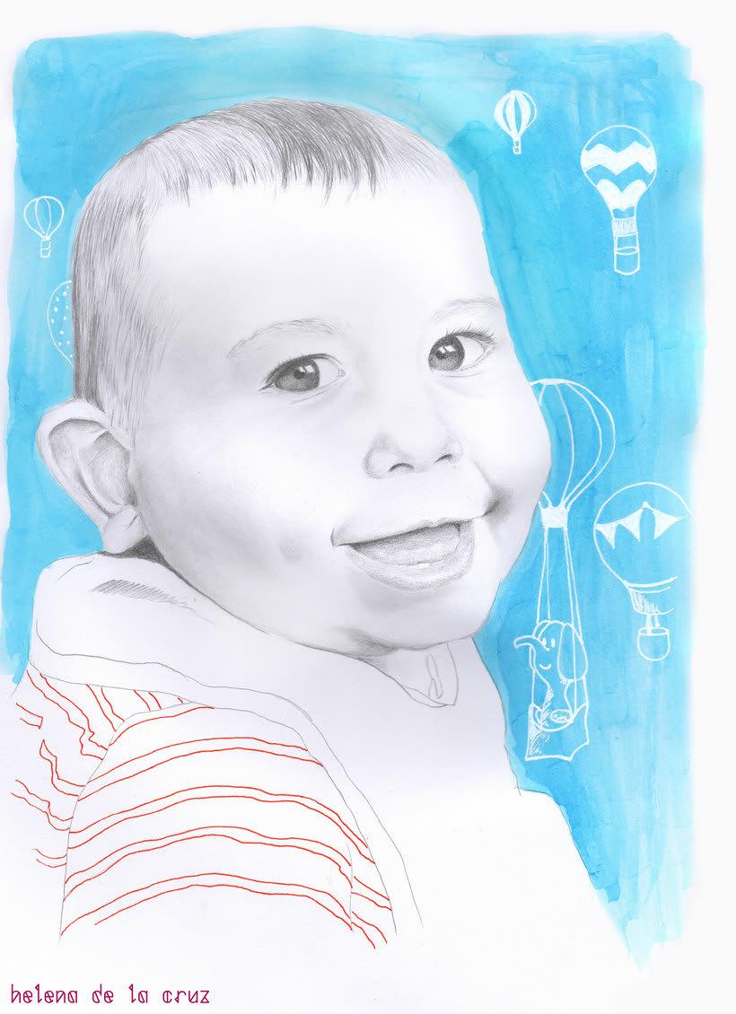 Sergio's portrait 1