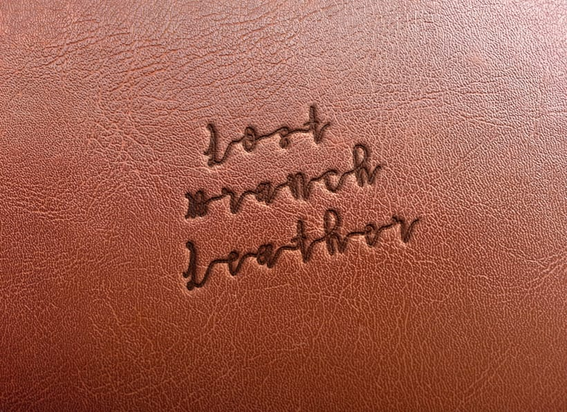 Lost Branch Leather 0