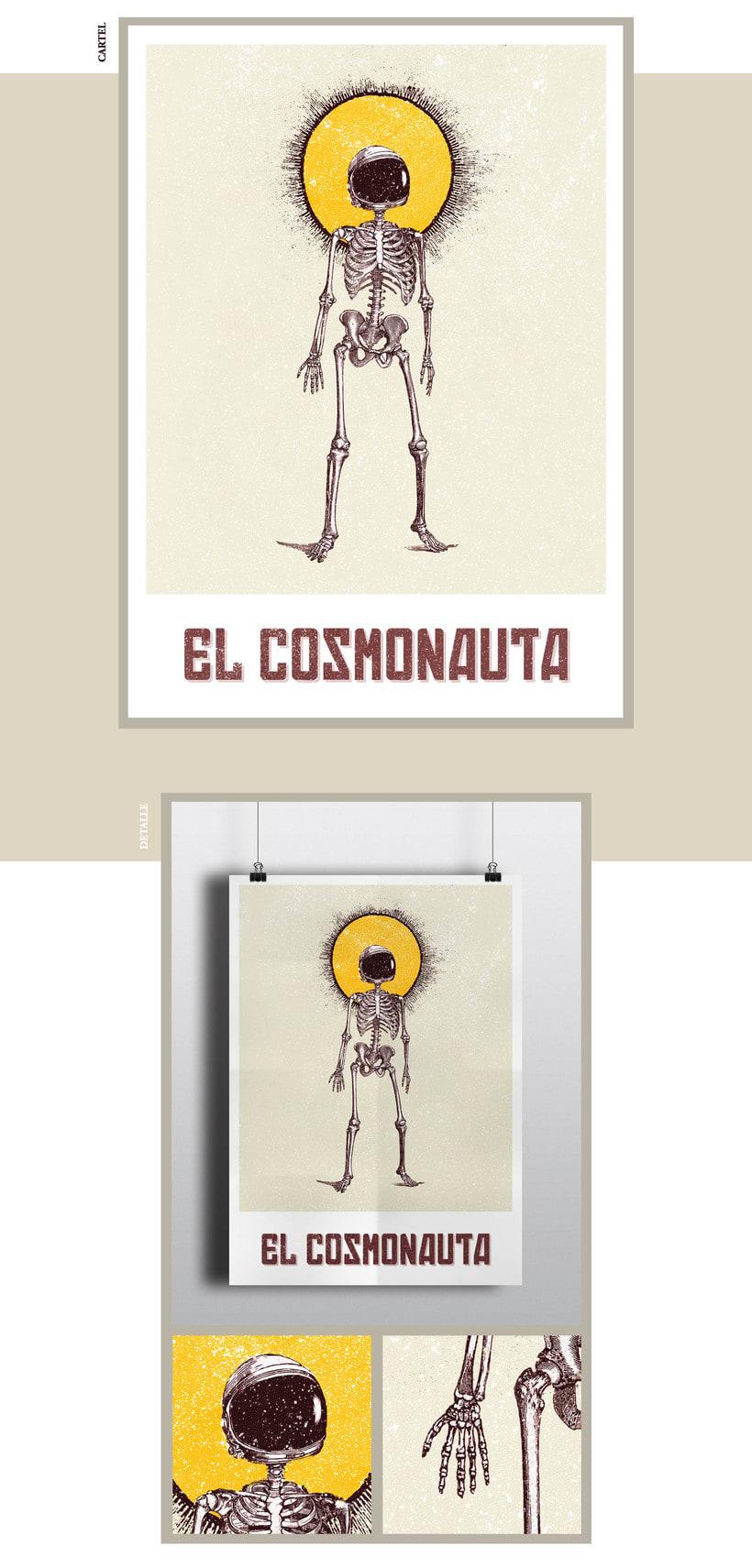 El Cosmonauta -1
