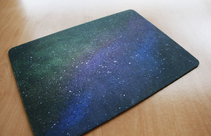 Alfombrilla Galaxia -1