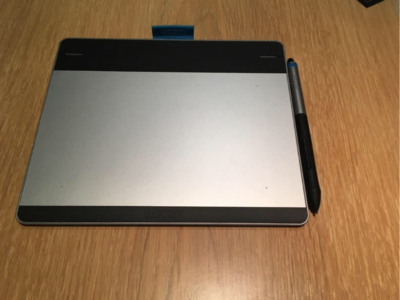Vendo Wacom Intuos Creative Pen & Touch en BCN 2