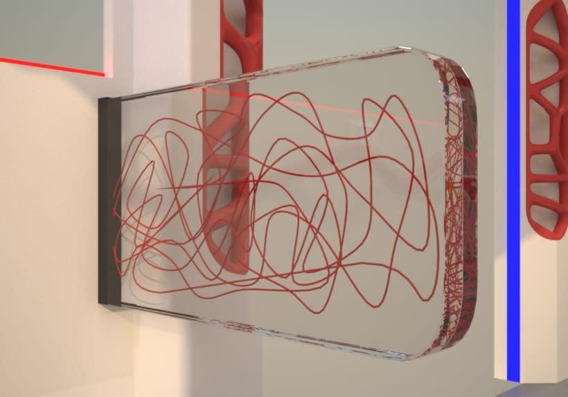 A NEW SPACE CONCEPT | Diseño interior de un tranvía 3