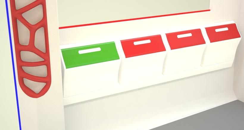 A NEW SPACE CONCEPT | Diseño interior de un tranvía 5
