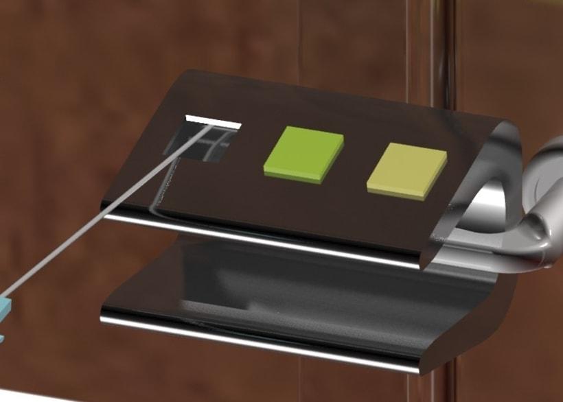KIPIT | Diseño de un tendedor de ropa portátil. 3