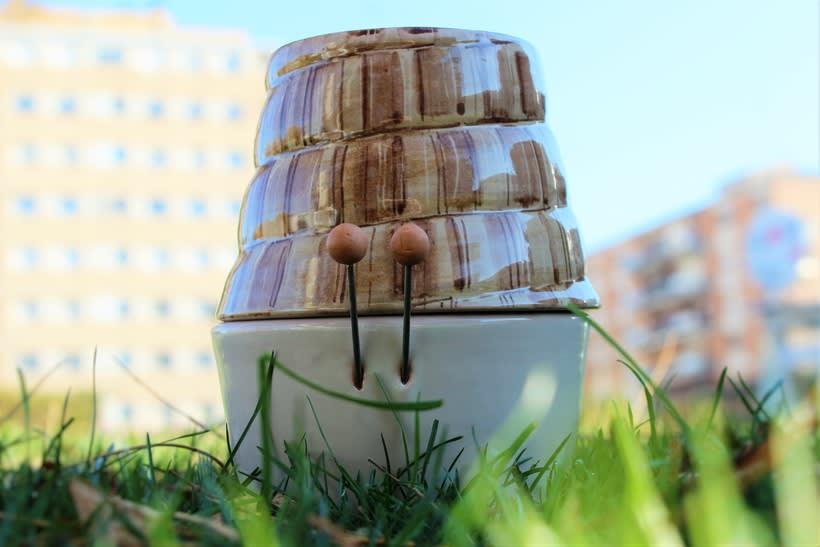 CARAGOL | Bol para comer caracoles. 0