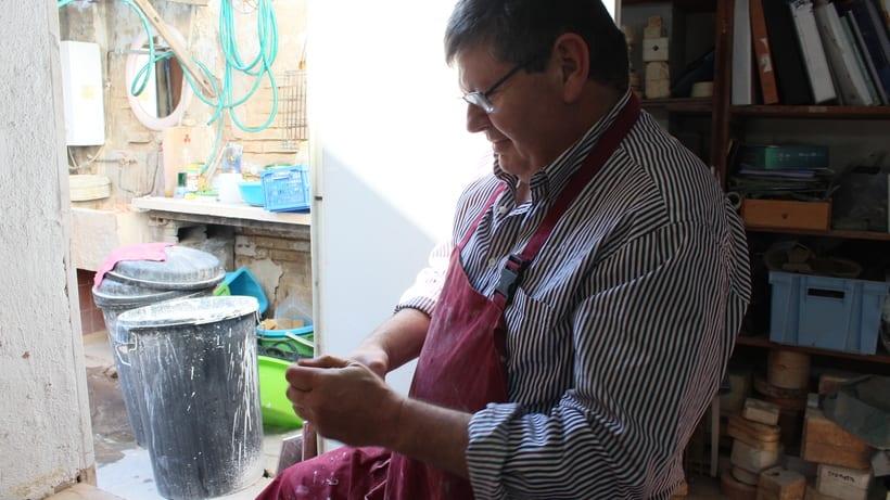CARAGOL | Bol para comer caracoles. 4