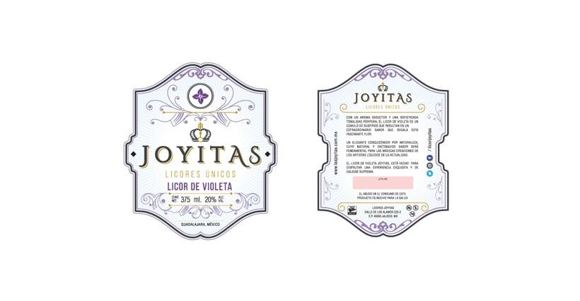 Joyitas Licores Únicos  3