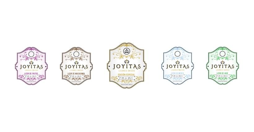 Joyitas Licores Únicos  4
