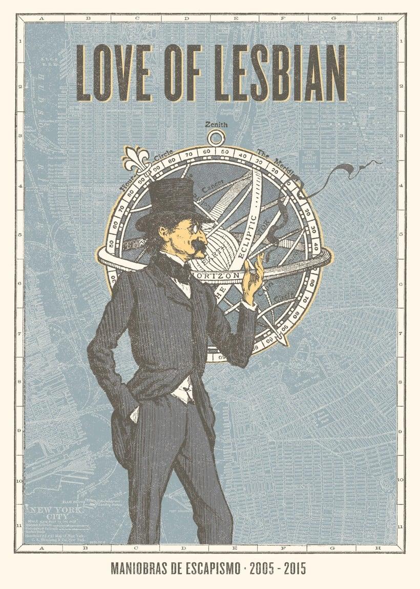 LOVE OF LESBIAN -1