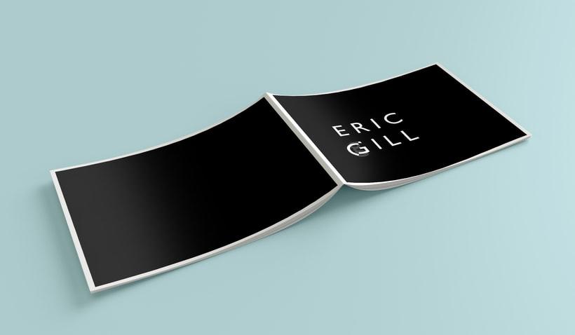 ERIC GILL // GILL SANS // TIPOGRAFÍA  3
