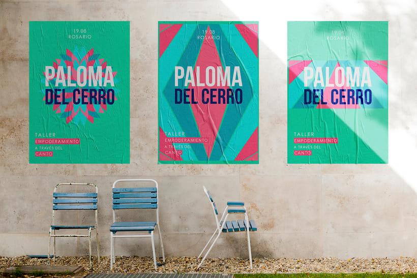 Taller de Canto a cargo de Paloma del Cerro en Rosario 2017 0