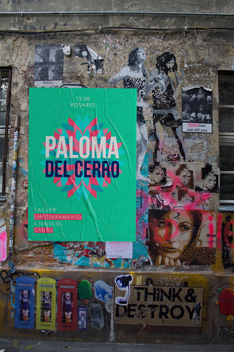 Taller de Canto a cargo de Paloma del Cerro en Rosario 2017 1