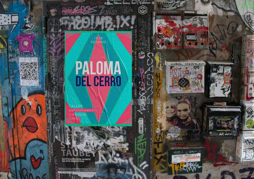 Taller de Canto a cargo de Paloma del Cerro en Rosario 2017 3