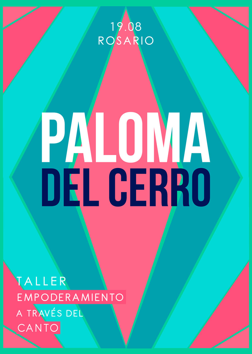Taller de Canto a cargo de Paloma del Cerro en Rosario 2017 4