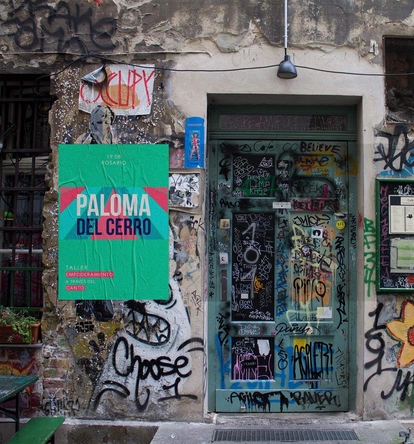 Taller de Canto a cargo de Paloma del Cerro en Rosario 2017 5