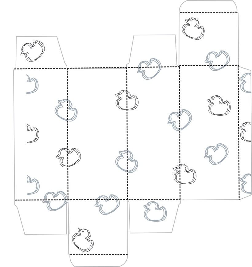 Packaging lote de juego de baño 3