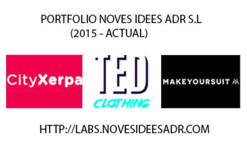 Resumen Experiéncia empresa noves idees adr S.L -1