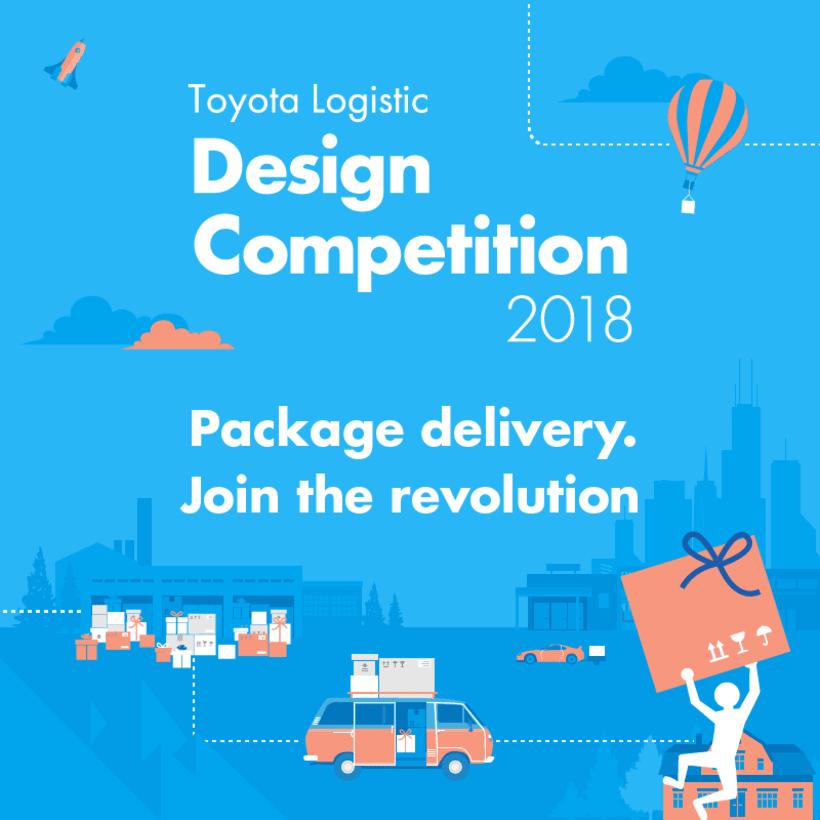 3ª edición del Concurso Toyota Logistic Design (5.000 euros para el primer premio) 1