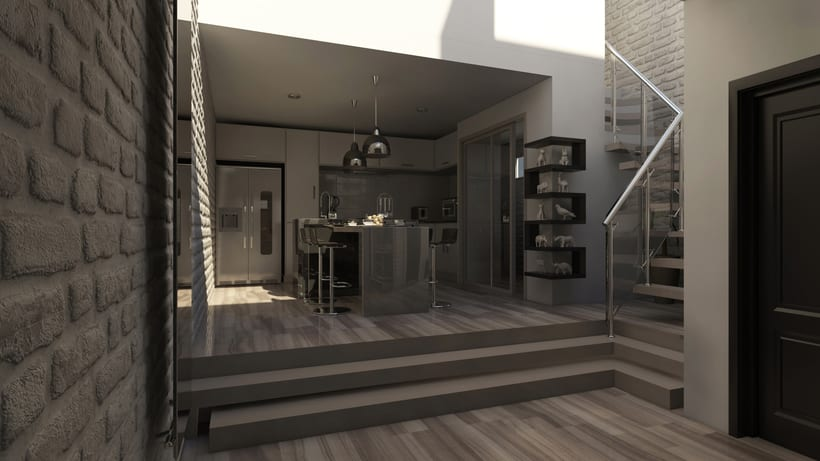 Casa Paz Interiores 0