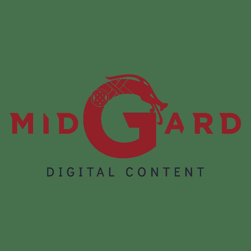 Diseño de Marca Midgard DC 0