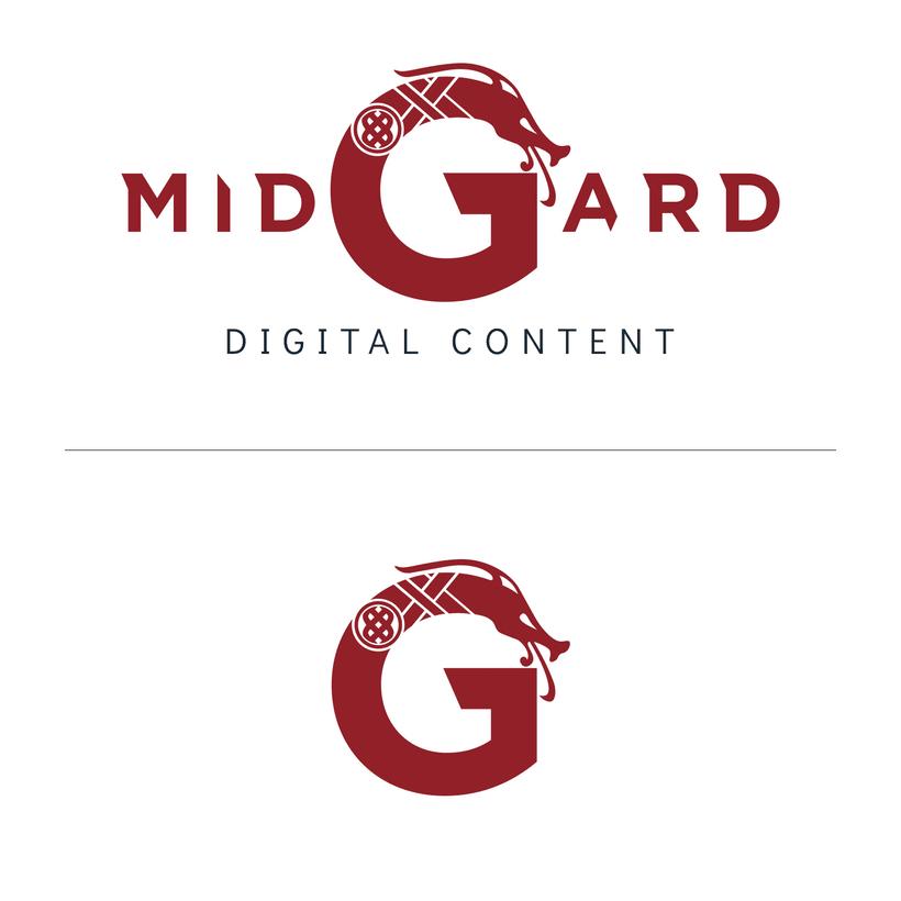 Diseño de Marca Midgard DC 2