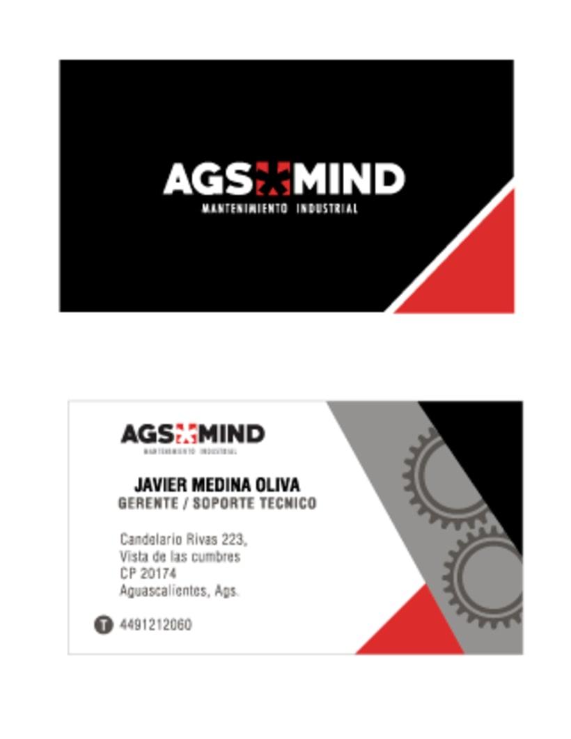 AGSMIND // Diseño de Imagen 5