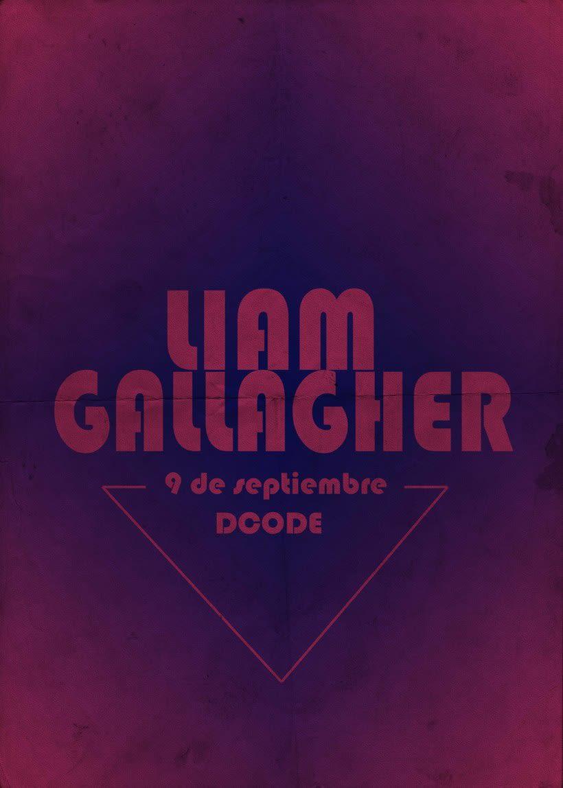 Liam Gallagher 0