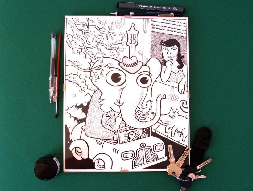 Dibujos Originales 8