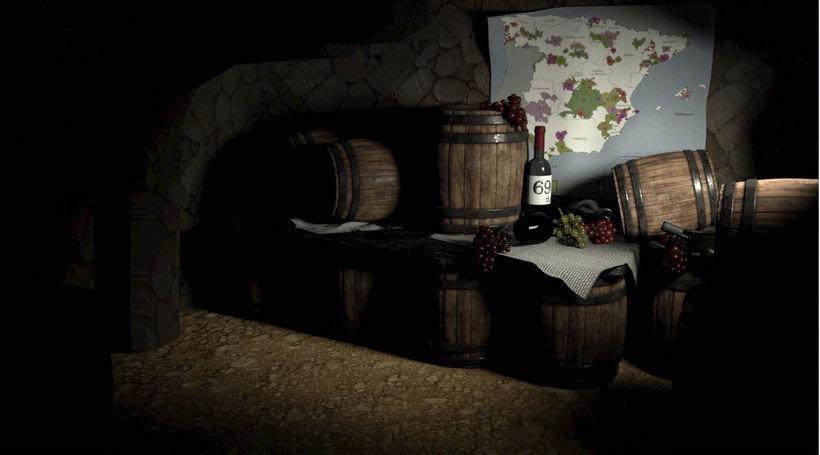 Exposición Vinos de España 0