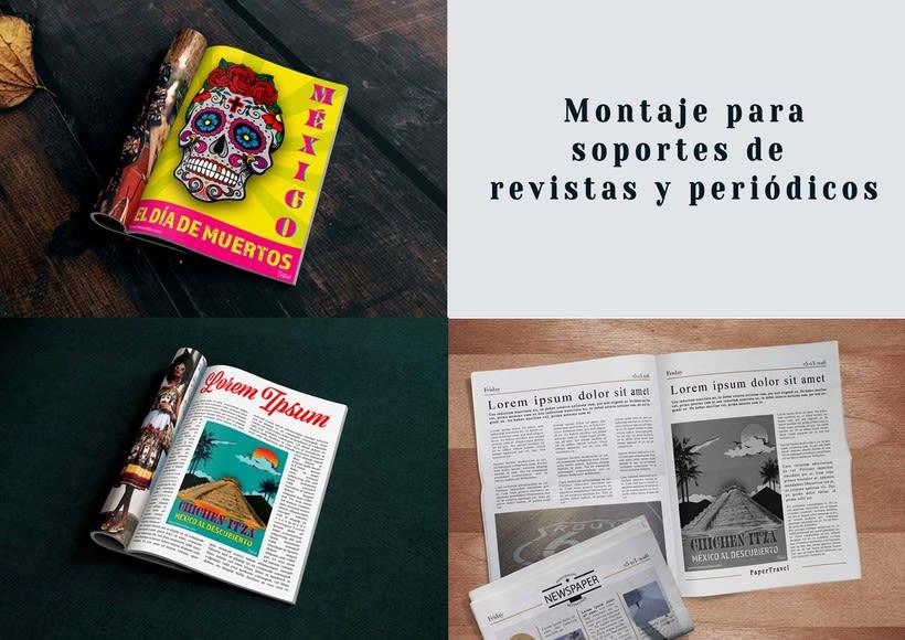 Proyecto campaña publicitaria turística. 3