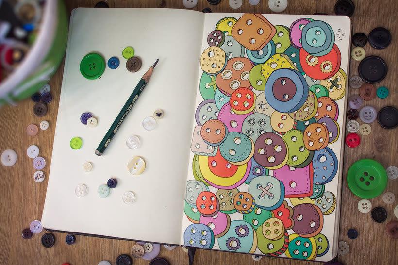 Sketchbook Enrique Flores 2
