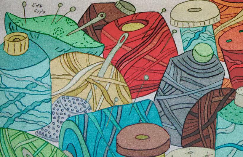 Sketchbook Enrique Flores 5