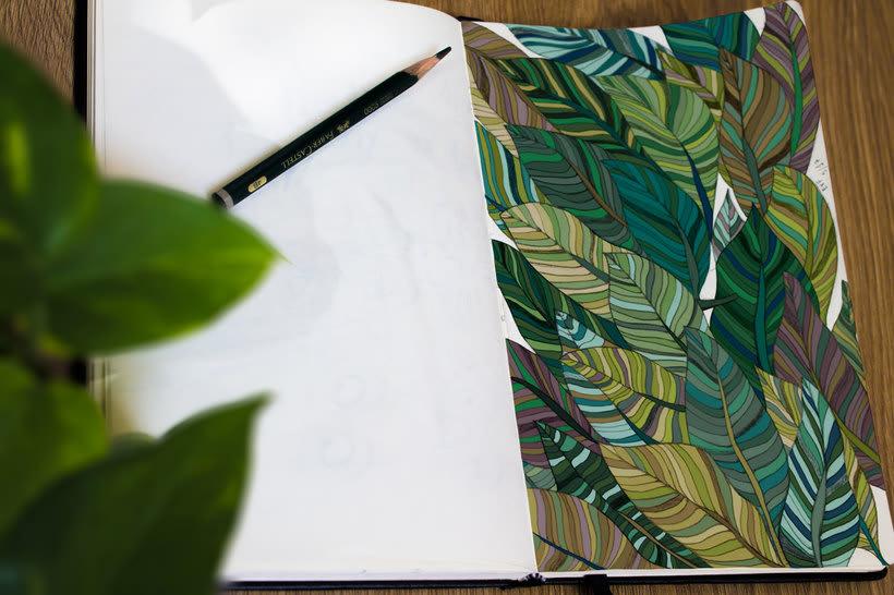 Sketchbook Enrique Flores 6