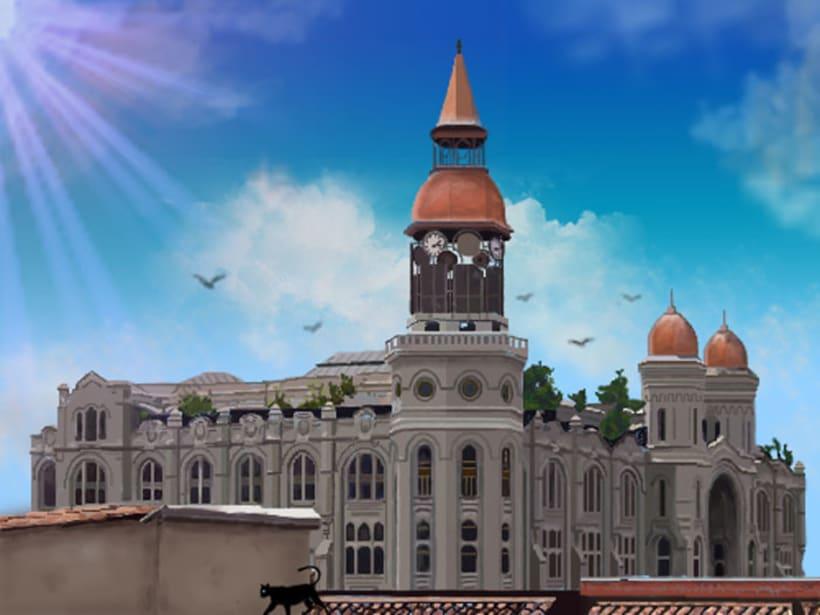 El Palacio - Medellin -1