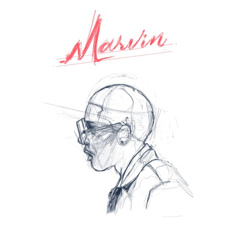 Marvin.  2