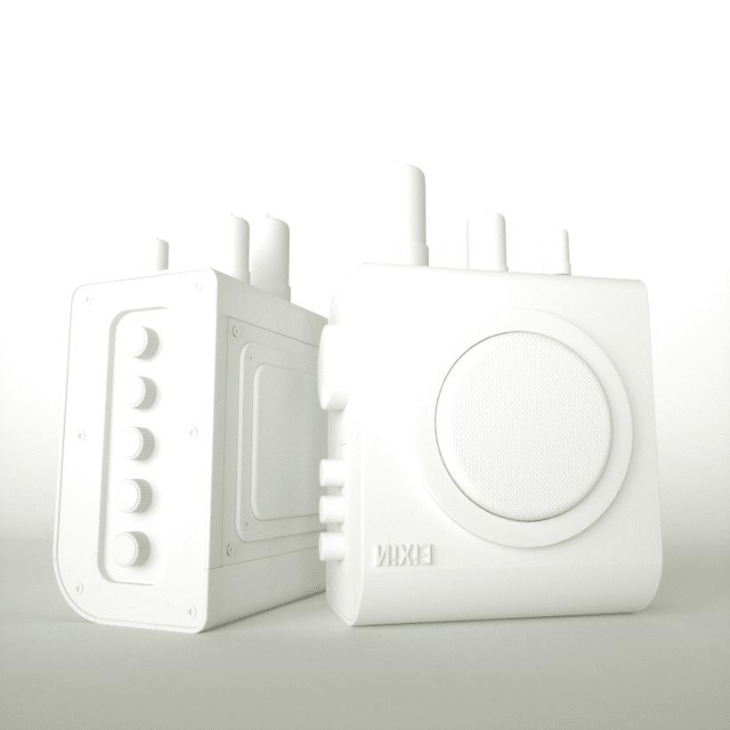 Mi Proyecto del curso: Prototipado y visualizaciones de producto en Cinema 4D 10