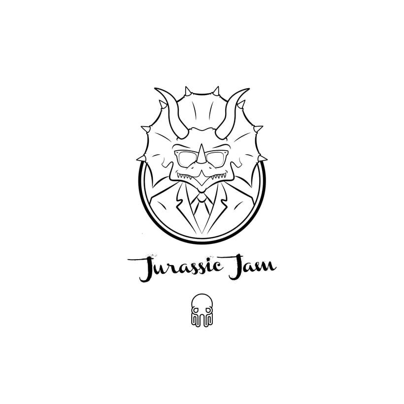 Diseño Gráfico e Ilustración (EP Jurassic Jam - Dr Zoidberg) 0