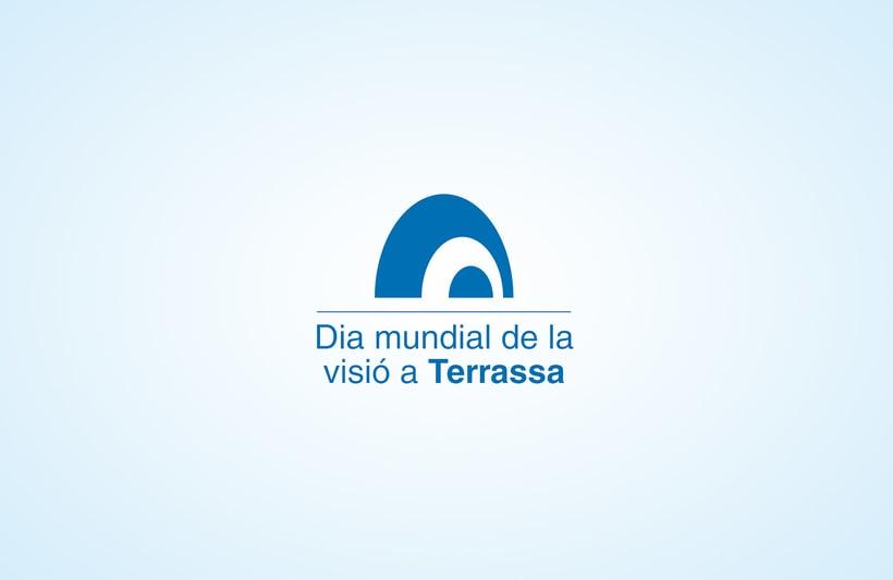 Diseño Gráfico (Día internacional de la visió a Terrassa 2012 & NETCUV) 0